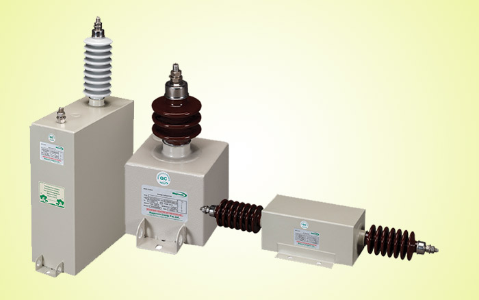 Surge Capacitors (Medium And High Voltage)